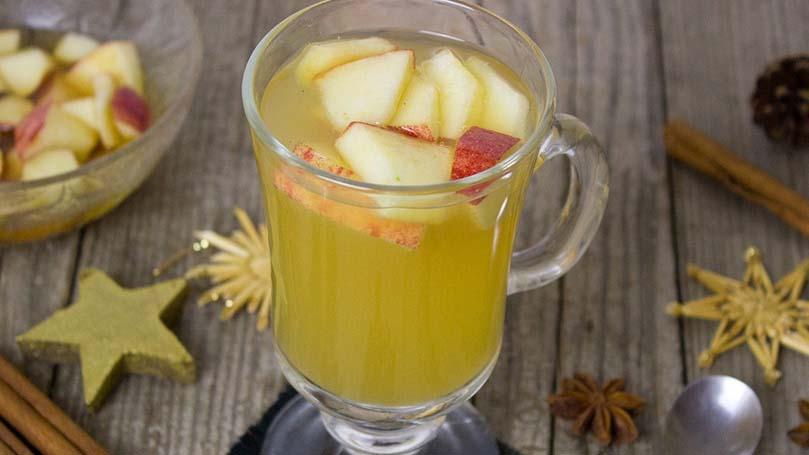 りんごジュースが犬に与える5つの健康効果