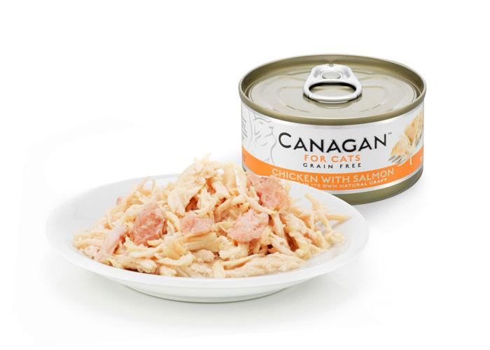 カナガンキャットフード缶詰