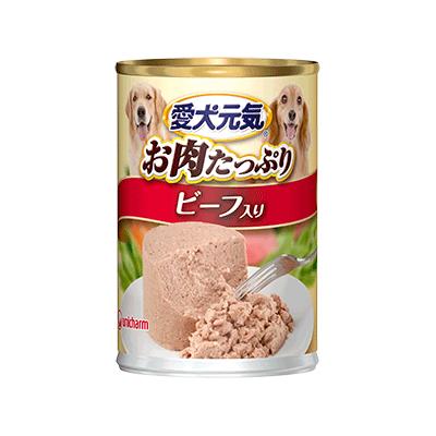 愛犬元気 ウェットフード(缶)